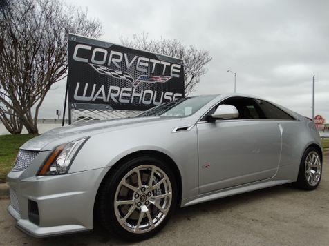 2011 Cadillac V-Series  Coupe Auto, NAV, Sunroof, Alloys, Only 67k! | Dallas, Texas | Corvette Warehouse  in Dallas, Texas