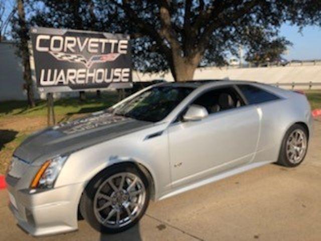 2011 Cadillac V-Series  Coupe Auto, NAV, Sunroof, Alloys, Only 67k!   Dallas, Texas   Corvette Warehouse  in Dallas Texas