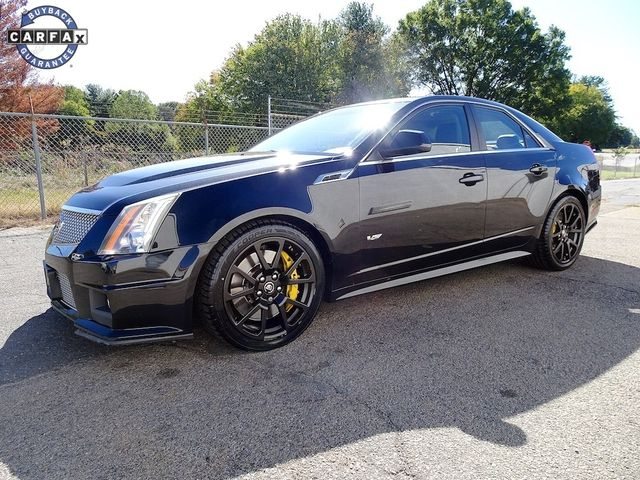 2011 Cadillac V-Series Base Madison, NC 6