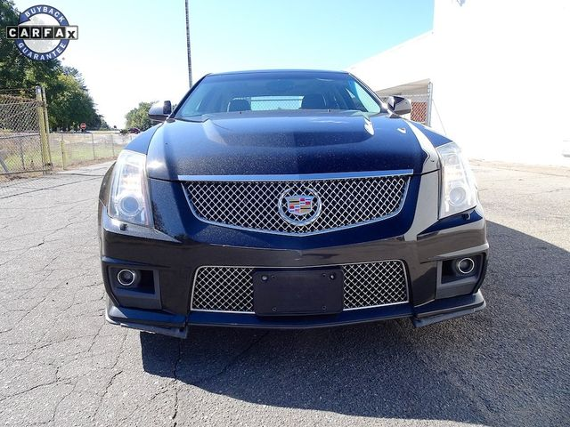 2011 Cadillac V-Series Base Madison, NC 7