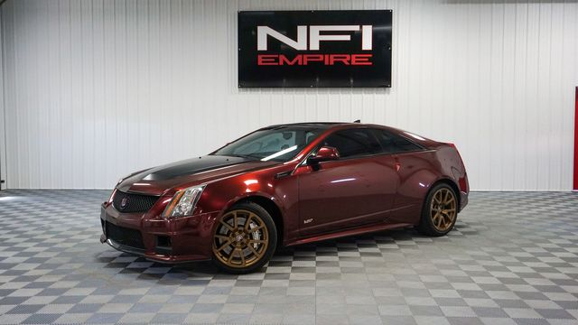 2011 Cadillac V-Series CTS-V Coupe 2D