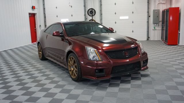 2011 Cadillac V-Series CTS-V Coupe 2D in North East, PA 16428