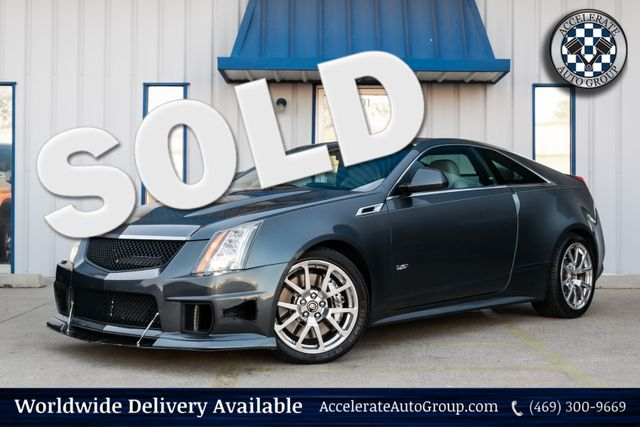 2011 Cadillac V-Series  in Rowlett