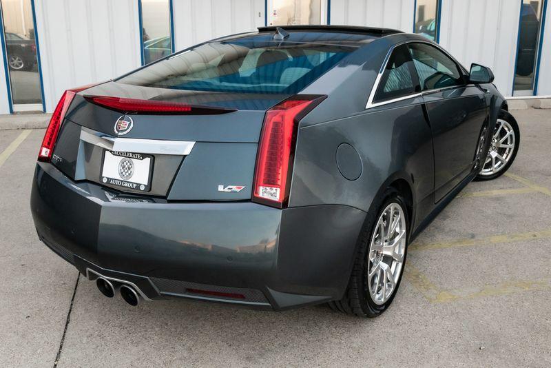 2011 Cadillac V-Series  in Rowlett, Texas