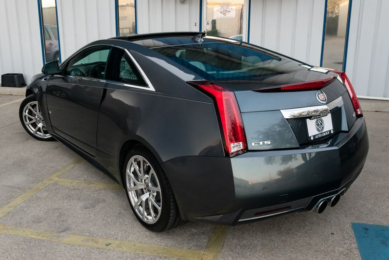 2011 Cadillac V-Series  in Rowlett, Texas