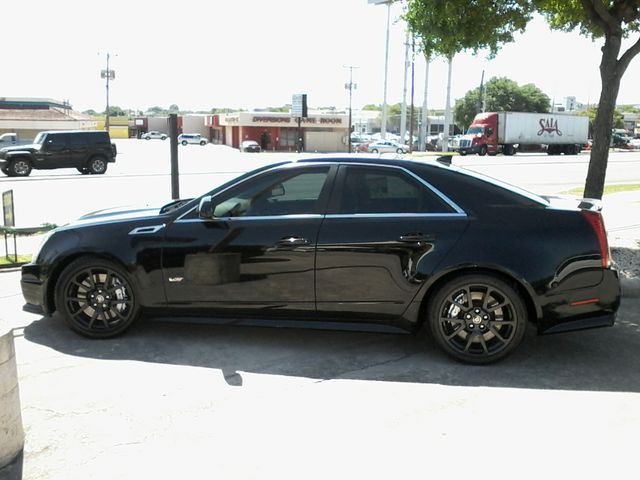 2011 Cadillac V-Series San Antonio, Texas 2