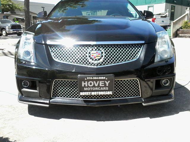 2011 Cadillac V-Series Boerne, Texas 28