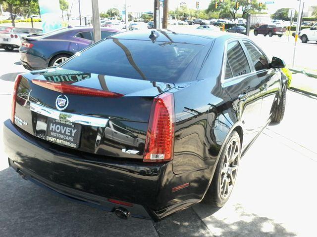 2011 Cadillac V-Series Boerne, Texas 5