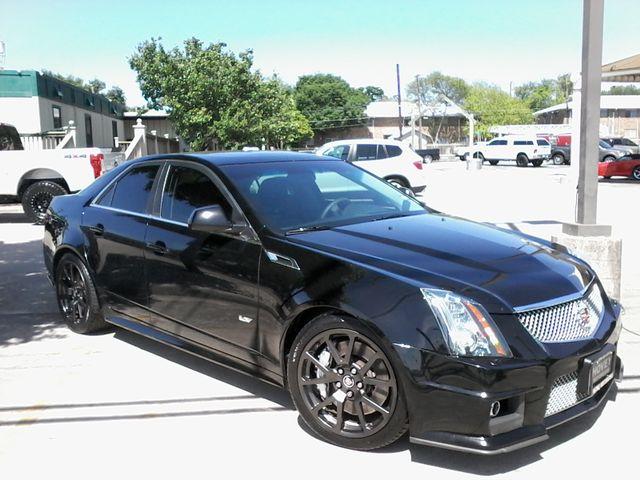 2011 Cadillac V-Series Boerne, Texas 6