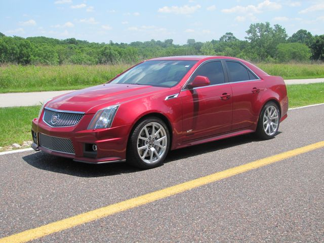 2011 Cadillac V-Series St. Louis, Missouri 1