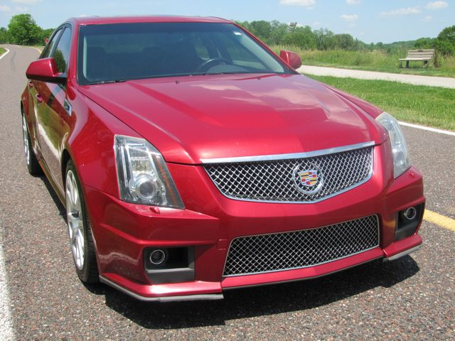 2011 Cadillac V-Series St. Louis, Missouri 10