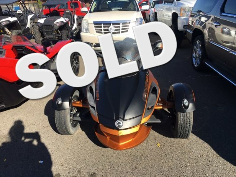 2011 Can-Am™ Spyder Roadster RS-S - John Gibson Auto Sales Hot Springs in Hot Springs Arkansas