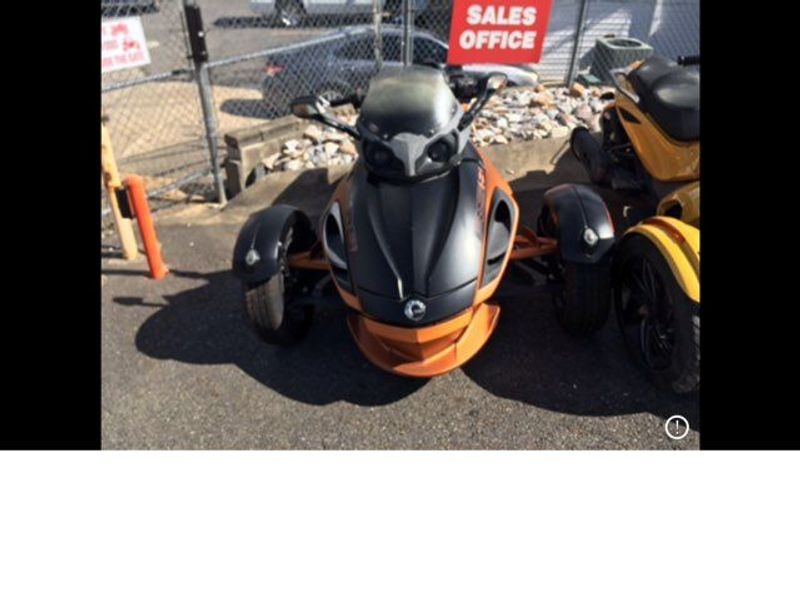 2011 Can Am SPYDER Roadster RS-S   Little Rock, AR   Great American Auto, LLC in Little Rock AR