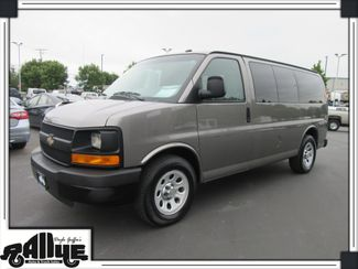 2011 Chevrolet 1500 Express 8 Pass Van LS in Burlington WA, 98233