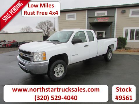 2011 Chevrolet 2500HD 4x4 Ext-Cab Long Box Pickup  in St Cloud, MN