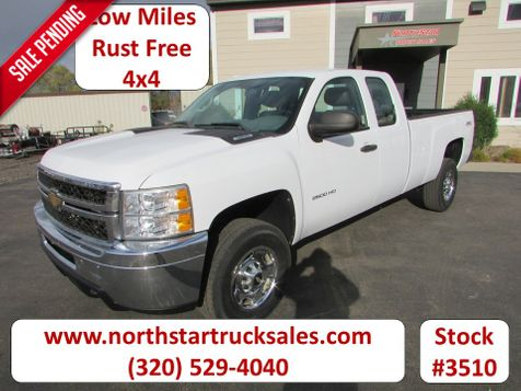 2011 Chevrolet 2500HD Ext-Cab Long Box Pickup  in St Cloud, MN