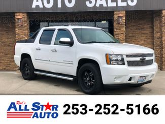 2011 Chevrolet Avalanche 1500 LTZ 4WD in Puyallup Washington, 98371