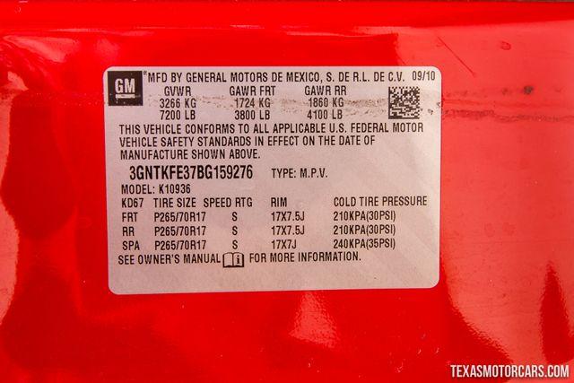 2011 Chevrolet Avalanche LT 4X4 in Addison Texas, 75001