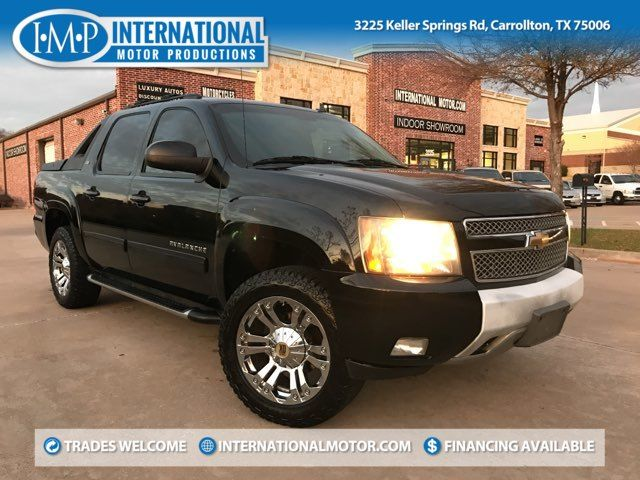 2011 Chevrolet Avalanche Z71 in Carrollton, TX 75006