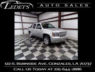 2011 Chevrolet Avalanche LTZ - Ledet's Auto Sales Gonzales_state_zip in Gonzales