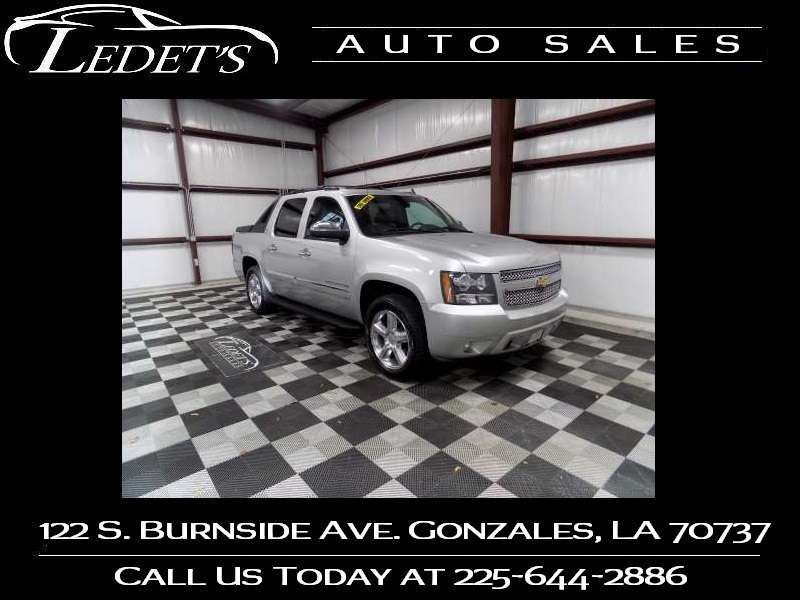 2011 Chevrolet Avalanche LTZ - Ledet's Auto Sales Gonzales_state_zip in Gonzales Louisiana