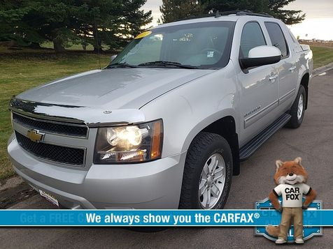 2011 Chevrolet Avalanche 4d SUV 4WD LT in Great Falls, MT