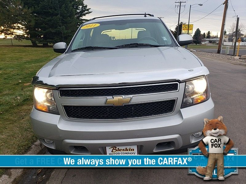 2011 Chevrolet Avalanche 4d SUV 4WD LT  city MT  Bleskin Motor Company   in Great Falls, MT