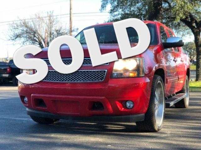 2011 Chevrolet Avalanche LT in San Antonio, TX 78233