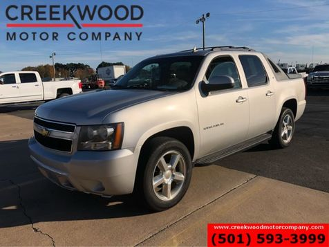 2011 Chevrolet Avalanche LT 4x4 1 Owner Silver Leather Chrome 20s Low Miles in Searcy, AR