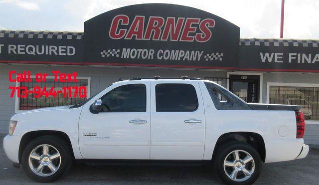 2011 Chevrolet Avalanche LT south houston, TX