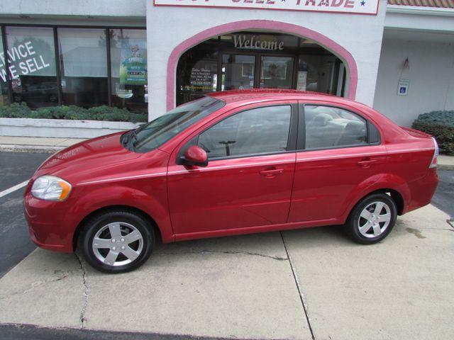 2011 Chevrolet Aveo LT *SOLD