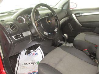 2011 Chevrolet Aveo LT w/1LT Gardena, California 4