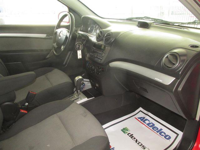 2011 Chevrolet Aveo LT w/1LT Gardena, California 8