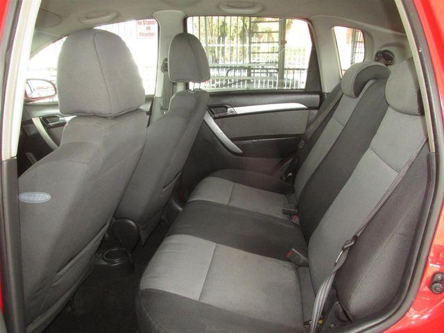 2011 Chevrolet Aveo LT w/1LT Gardena, California 10