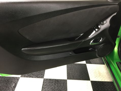 2011 Chevrolet Camaro *Lime Green Camaro SS*6 Speed Manual*New Tires!* | The Auto Cave in Addison, TX