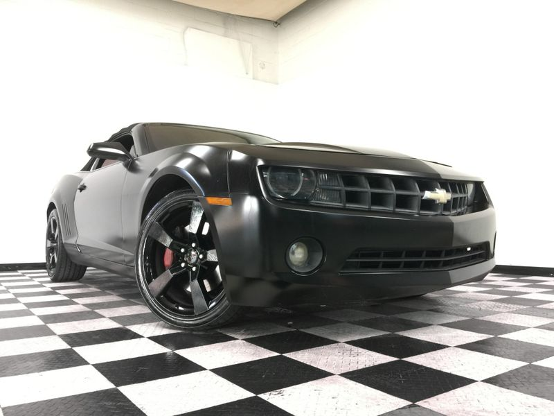 2011 Chevrolet Camaro *Convertible 1SS*6.2L V8!* | The Auto Cave in Addison