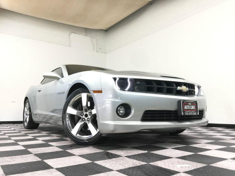 2011 Chevrolet Camaro *2011 Chevrolet Camaro 2SS Coupe*6.2L V8*   The Auto Cave in Addison