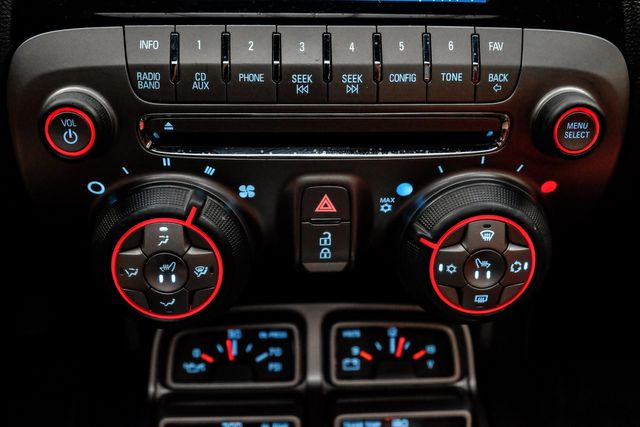 2011 Chevrolet Camaro 2SS w/ KMC Wheels in Addison, TX 75001