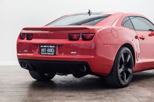 2011 Chevrolet Camaro SS 2SS Cammed With Many Upgrades in Addison, TX 75001