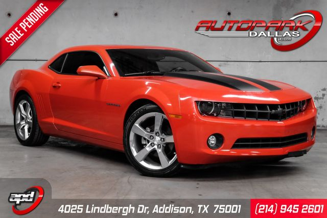 2011 Chevrolet Camaro 2LT in Addison, TX 75001