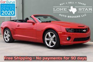 2011 Chevrolet Camaro SS   Arlington, TX   Lone Star Auto Brokers, LLC-[ 4 ]
