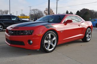 2011 Chevrolet Camaro 2SS in Bettendorf Iowa, 52722