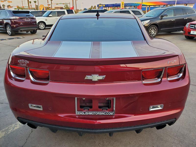 2011 Chevrolet Camaro 2SS  Brownsville TX  English Motors  in Brownsville, TX
