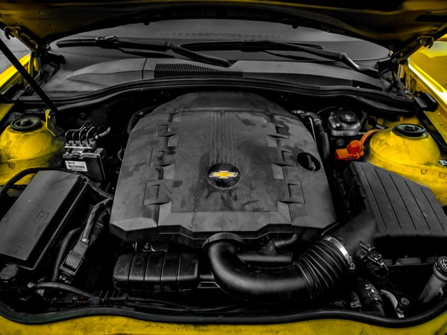 2011 Chevrolet Camaro 1LT Burbank, CA 23