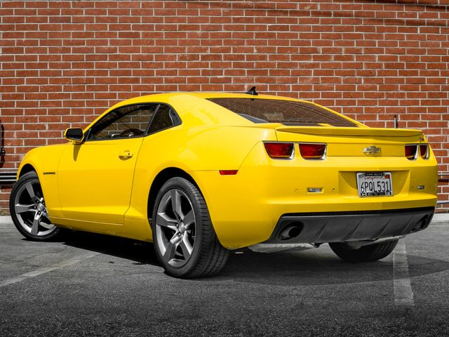 2011 Chevrolet Camaro 1LT Burbank, CA 3