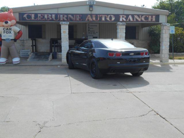 2011 Chevrolet Camaro 1LS Cleburne, Texas 2