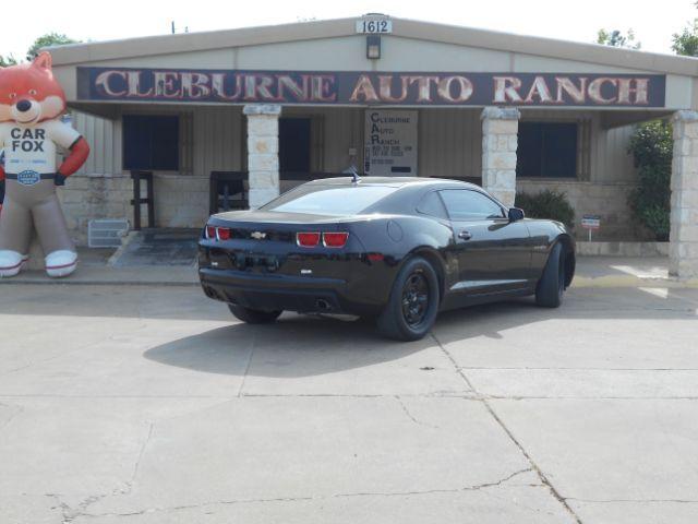 2011 Chevrolet Camaro 1LS Cleburne, Texas 3