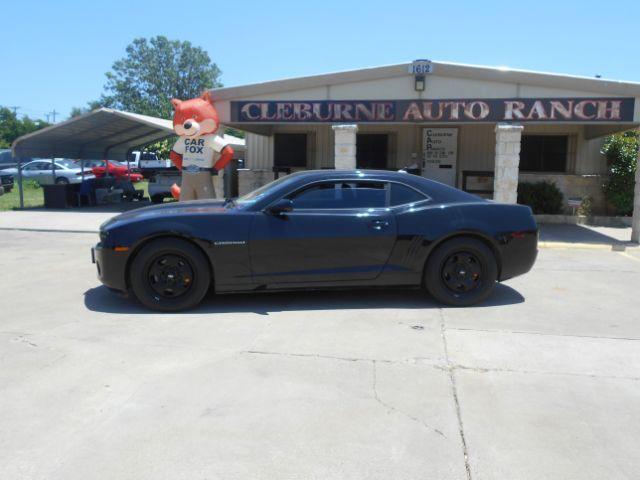 2011 Chevrolet Camaro 1LS Cleburne, Texas 5