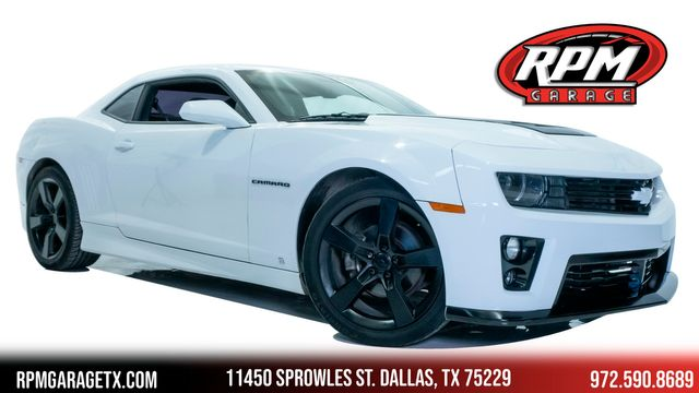2011 Chevrolet Camaro 2LT with Many Upgrades