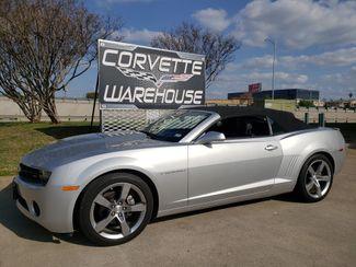 2011 Chevrolet Camaro Convertible 2LT, CD, Power Top, Auto 66k in Dallas, Texas 75220